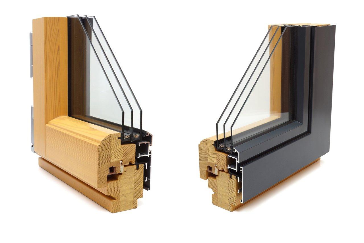 Holz-Aluminium-Fenster - pflegeleicht, langlebig und vielseitig ...